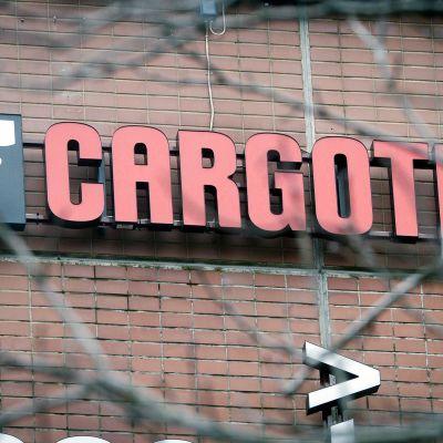 Cargotecin pääkonttori Helsingissä.