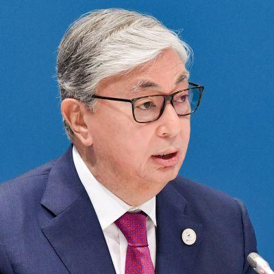 Kassym-Jomart Tokajev Kazakstanin vt. presidentti.