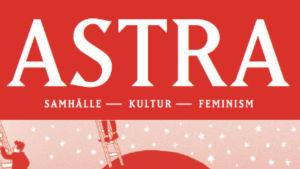 Bild av tidskriften Astras pärm