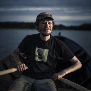 Juha Hurme soutaa horisonttiin