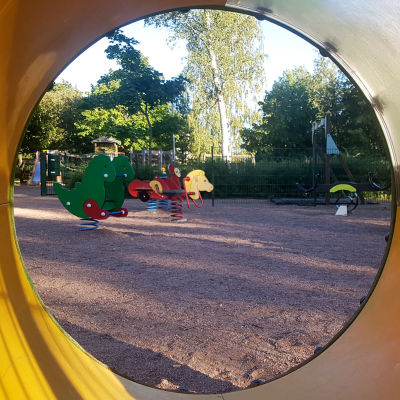 Jaakonpuiston leikkipuisto