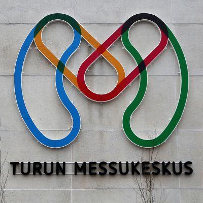 Turun Messukeskuksen logo.