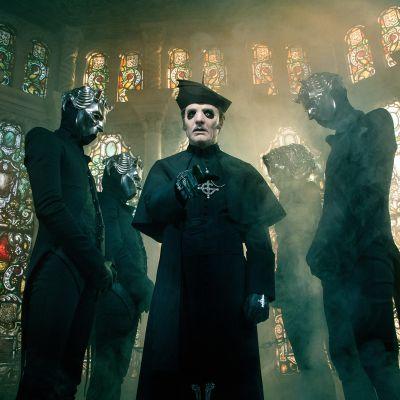 Ghost, ruotsalainen bändi.