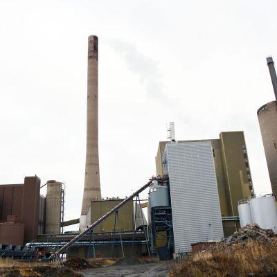 Kivihiilivoimala Vaasassa,