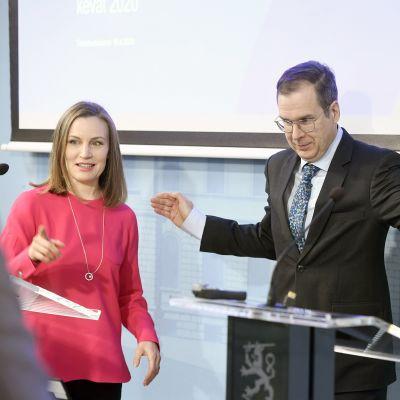 Kuinka syvälle korona Suomen talouden upottaa ja miten sieltä tullaan ylös?