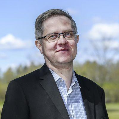Kuvassa on Suomen Kuvalehden uudeksi päätoimittajaksi nimitetty Matti Kalliokoski.