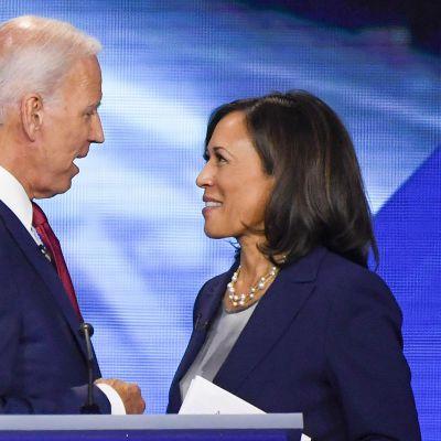 Joe Biden ja Kamala Harris