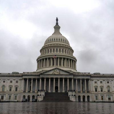 Yhdysvaltain kongressitalo.