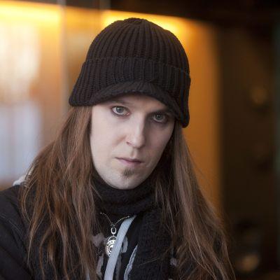 Children of Bodom -yhtyeen laulaja Alexi Laiho.