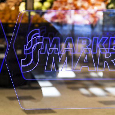 Vallilan S-Market Helsingissä.