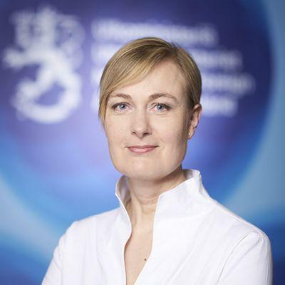 Elina Ravantti.