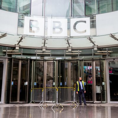 BBC Lontoossa.