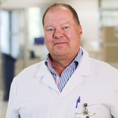 Ylilääkäri Markku Broas
