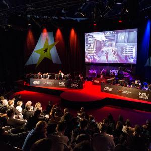 CS:GO-turnauksen lava Assembly Winter 2017:ssa.