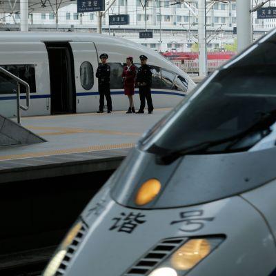 Kiinanalainen luotijuna