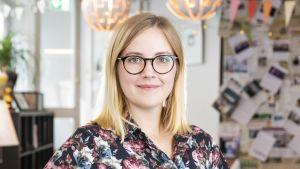 Porträtt av Jessica Westin på United Screens.
