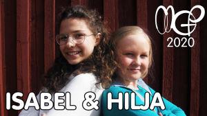 Isabel & Hilja