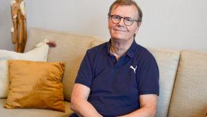 Psykolog Sture Enberg