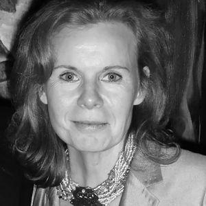 Konstnären Johanna Ehrnrooth.