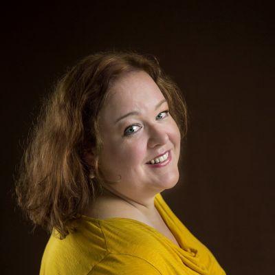 Janette Lagerroos håller Påskveckans aftonandakter