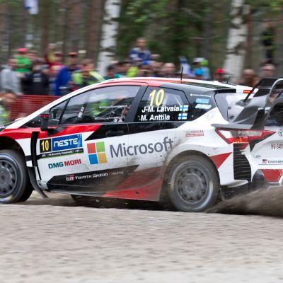 Jari-Matti Latvala 27.7.2017.