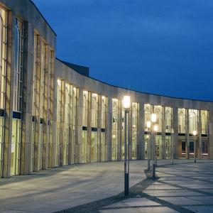 Forum am Schlosspark, Ludwigsburg.