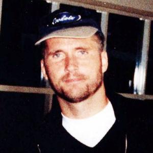 Polismördaren Steen Christensen på 1990-talet.