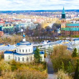Vårdberget i Åbo.