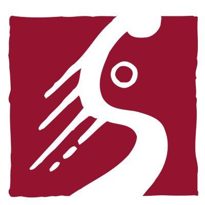 En liten det  av Svenska kulturfondens logo