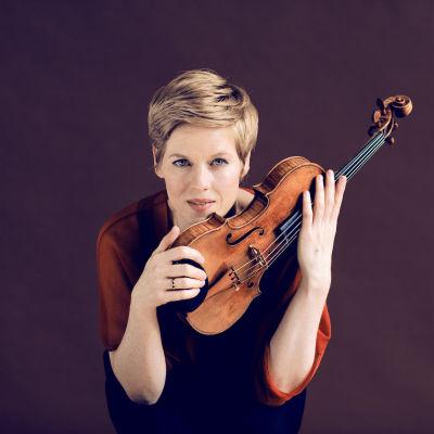 Viulisti Isabelle Faust