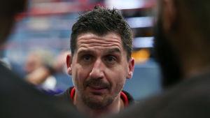 Sébastien Quintallet, huvudtränare för US Ivry.