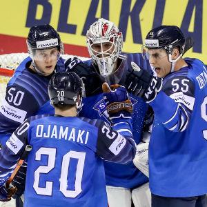 Finlands firar.