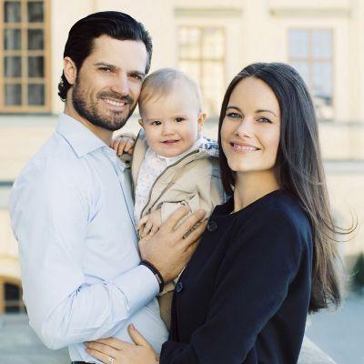 Prinssi Alexander ja vanhemmat