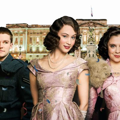 Brittikomediassa teiniprinsessat livahtavat Buckinghamin palatsista Lontoon yöelämään.