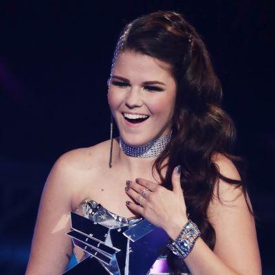Saara Aalto esitti viime lauantaina Britannian X Factorissa Donna Summerin diskohiton No More Tears (Enough is Enough).