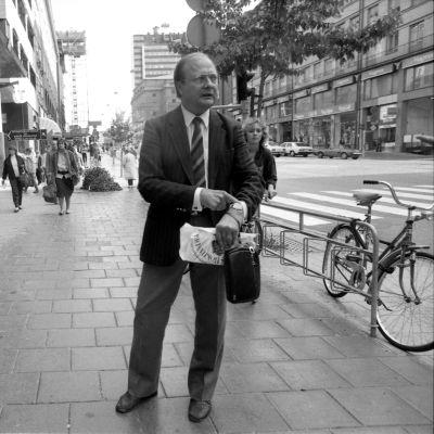 Syyttäjän tiedotustilaisuus 10.6.2020: Palmen murhan takana oli Stig Engström