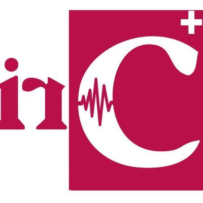 Unescon kansainvälisen säveltäjärostrumin irC+ -logo