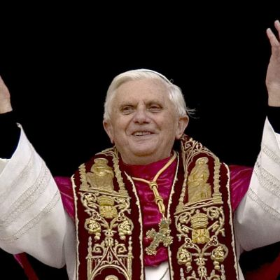 Joseph Ratzinger, Benedictus XVI