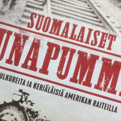 Jenni Stammeier: Suomalaiset junapummit (Docendo Oy, Jyväskylä. 2019)
