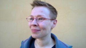 Erika Weckström från Naturskyddsförbundet.