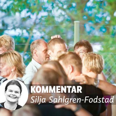 Dansband. Kommentar Silja Sahlgren-Fodstad