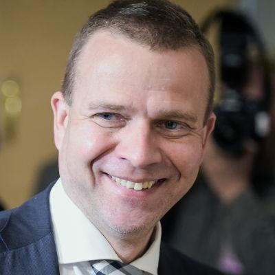 Petteri Orpo, Samlingspartiet