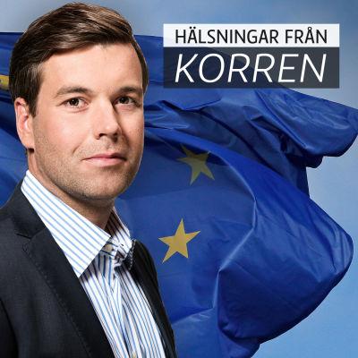 Daniel Olin, europakorrespondent