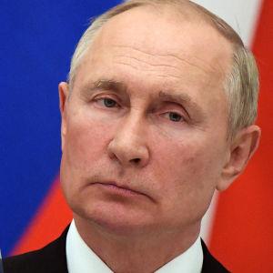 Gennadi Timtšenko ja Vladimir Putin