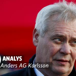 Analys av AG Karlsson