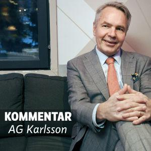 Kommentar av AG Karlsson