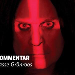 Lasse Grönroos kommentar om Ozzy Osbourne