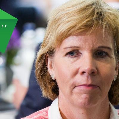 Anna-Maja Henriksson, Svenska folkpartiet