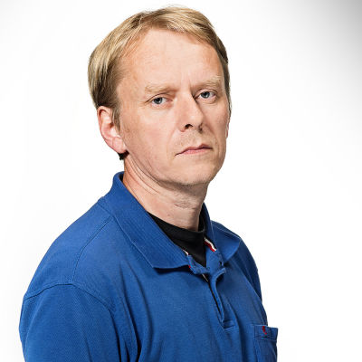 NY korrekolumn-bild på Anders Mård