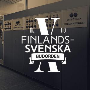 De tio finlandssvenska budorden kolumn 10